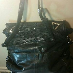 Black Junior Drake bag